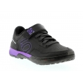 Zapatillas Five Ten Kestrel Lace Women's - Black / Purple Clipless (para pedales automáticos)